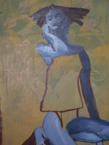 Dipinto di Lina