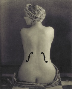 Man Ray, Le Violon d'Ingres, 1924