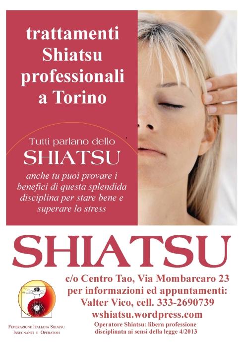 Trattamenti Shiatsu Professionali a Torino