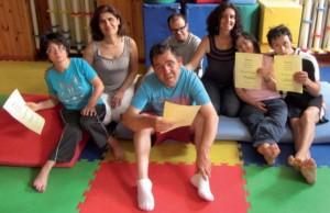 Shiatsu News 50 Dicembre 2015 - Progetto Shiatsu e disabilità - Cuneo
