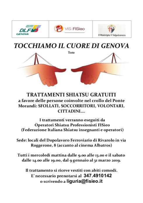 FISieo Tocchiamo il cuore di Genova