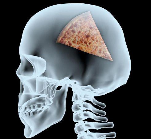 il cibo influenza la mente