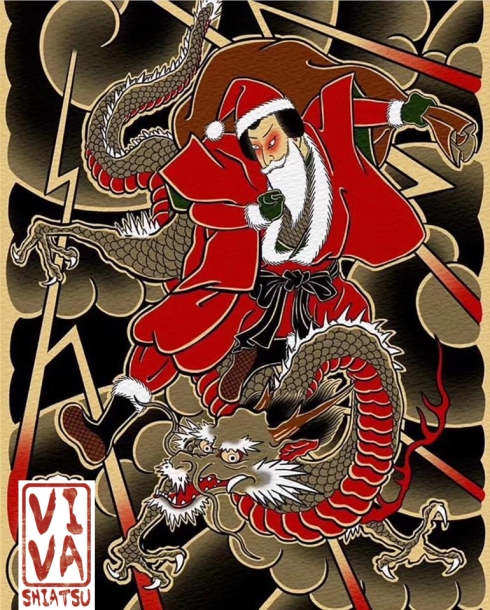 ViVa Shiatsu - Babbo Natale