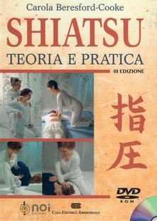 Carola Beresford Cook - Shiatsu: teoria e pratica