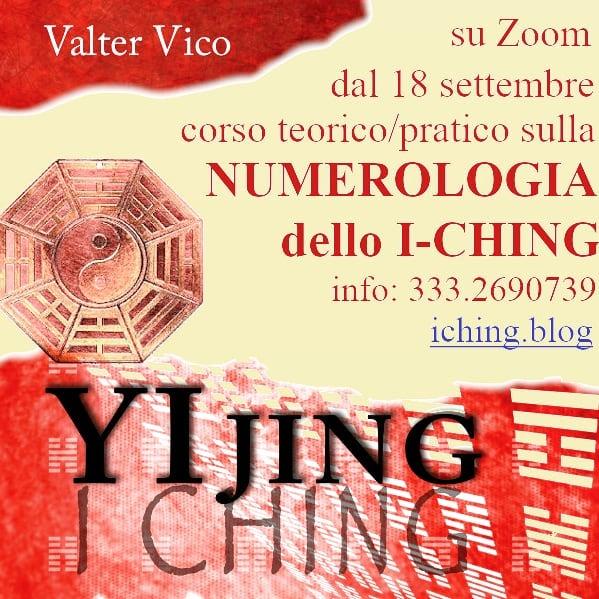 Corso di Numerologia dello I Ching 2 (x Instagram)